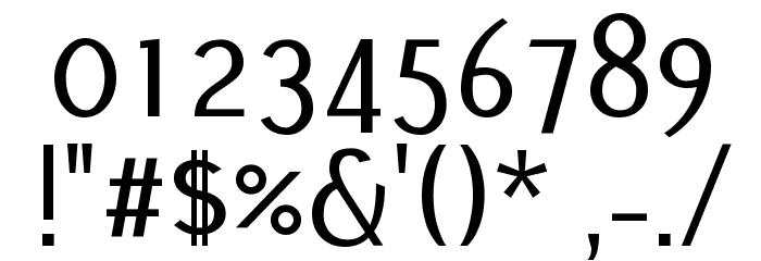 Pfennig Font OTHER CHARS