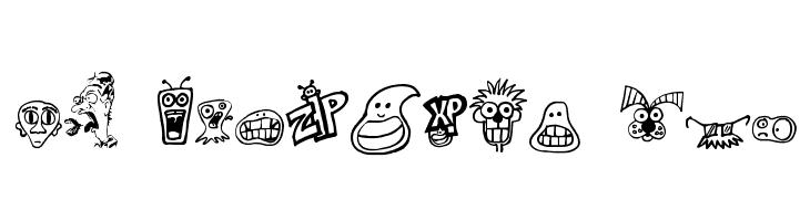 PHILBATSRegular  Free Fonts Download