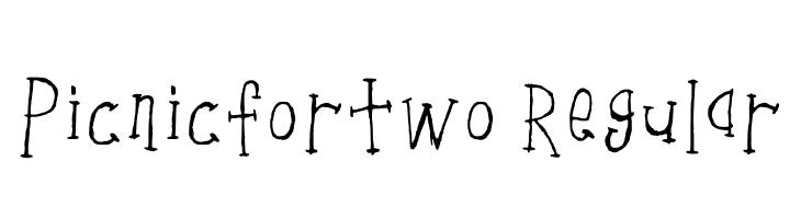 Picnicfortwo Regular  नि: शुल्क फ़ॉन्ट्स डाउनलोड