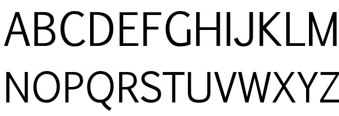 Pigiarniq Font UPPERCASE