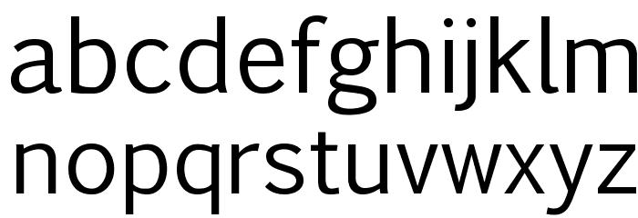 Pigiarniq Font LOWERCASE
