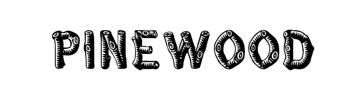 Pinewood  Free Fonts Download