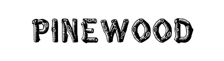 Pinewood  नि: शुल्क फ़ॉन्ट्स डाउनलोड