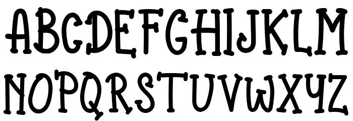 Pinnocio Font Litere mari