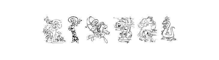 Pixar 1  baixar fontes gratis
