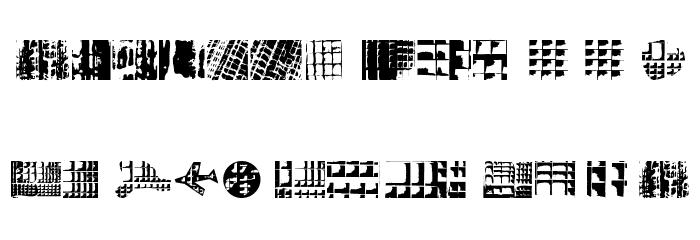 Pixelsoup フォント 大文字