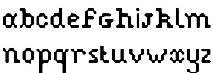 Pixelstitch फ़ॉन्ट लोअरकेस