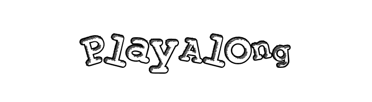 PlayAlong  Descarca Fonturi Gratis