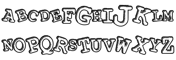 PlayAlong Font Litere mari