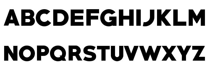 PRIMETIME Regular Font UPPERCASE