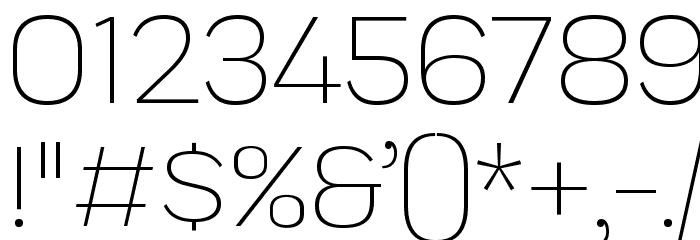 Praktika Light 字体 其它煤焦