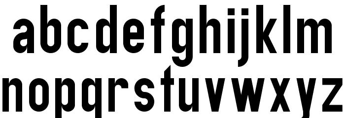 PreussischeIV44Ausgabe3 Шрифта строчной