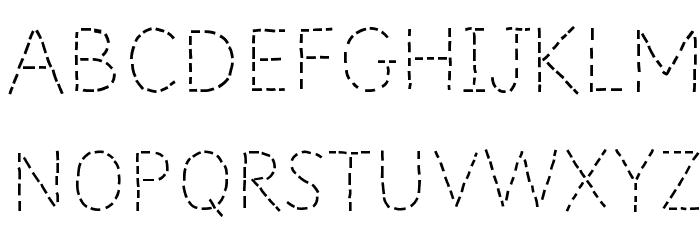 primer apples font