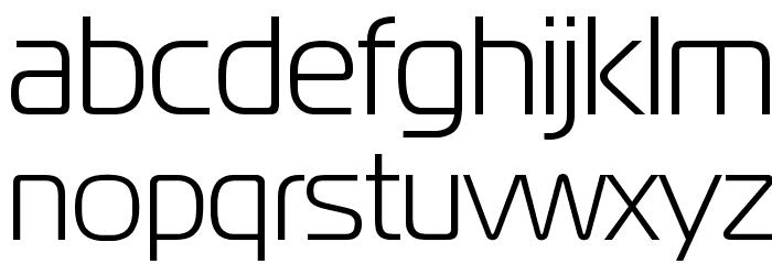 PT Magistral Cyrillic Font LOWERCASE