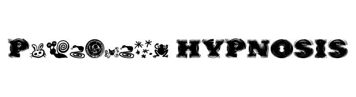 Puchakhon HYPNOSIS  Free Fonts Download