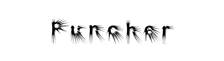 Puncher  Frei Schriftart Herunterladen