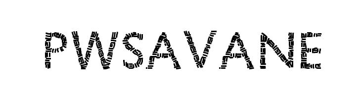 PWSavane  Скачать бесплатные шрифты