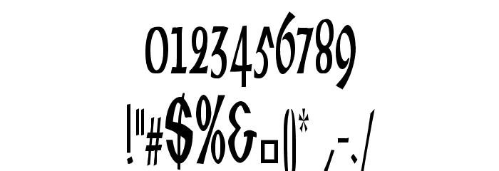 Qarats لخطوط تنزيل حرف أخرى