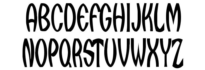 Qarats لخطوط تنزيل الأحرف الكبيرة