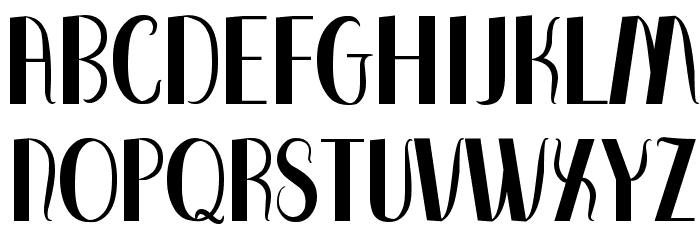 Qorker لخطوط تنزيل الأحرف الكبيرة