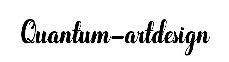 Quantum-artdesign  Fuentes Gratis Descargar