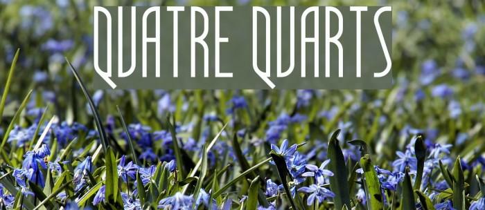 Quatre Quarts Fuentes examples
