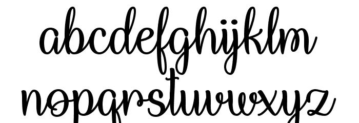 QueenXylophia-Regular Fuentes MINÚSCULAS