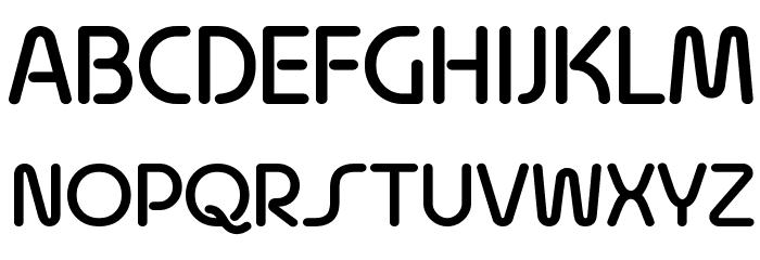 Quesat Demi Bold Demo Schriftart Groß