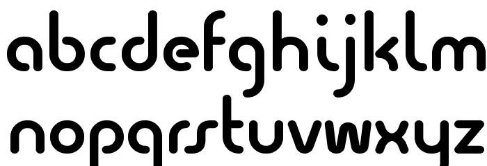 Quesat Demi Bold Demo Schriftart Kleinbuchstaben
