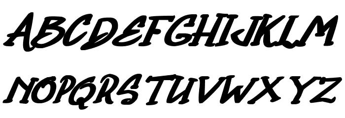Quick Divine لخطوط تنزيل الأحرف الكبيرة