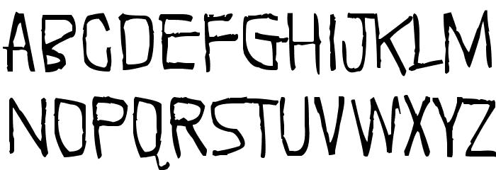 Quick Pangolin Шрифта строчной