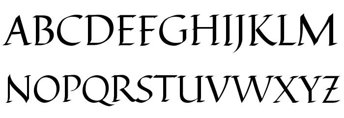 Quintessential Font
