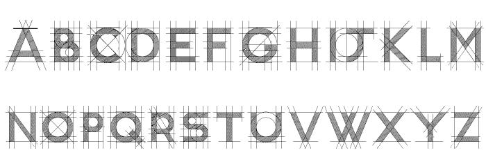 R&C Demo لخطوط تنزيل الأحرف الكبيرة