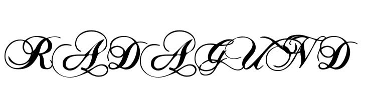 RADAGUND  Free Fonts Download