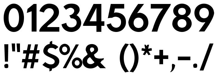 Rabbid Highway Sign IV Oblique Font Alte caractere