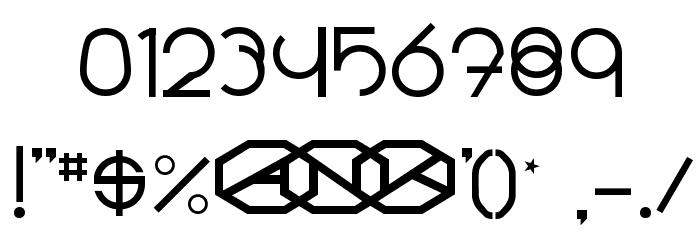 acier bat font download free