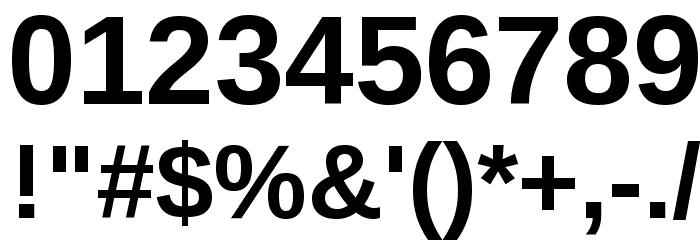 Ramabhadra Font OTHER CHARS