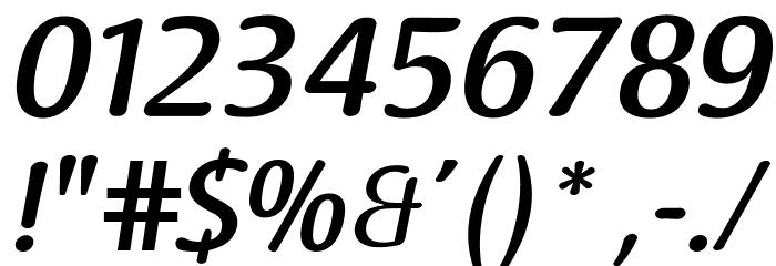 Raspoutine Medium Font OTHER CHARS