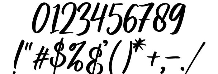 raustila-Regular Schriftart Anderer Schreiben
