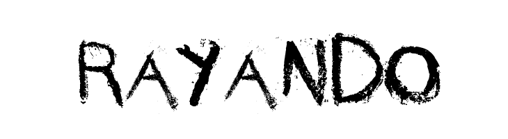 rayando  Free Fonts Download