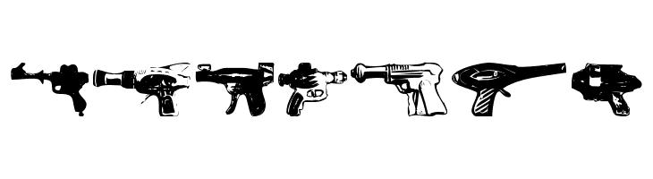 rayguns  नि: शुल्क फ़ॉन्ट्स डाउनलोड