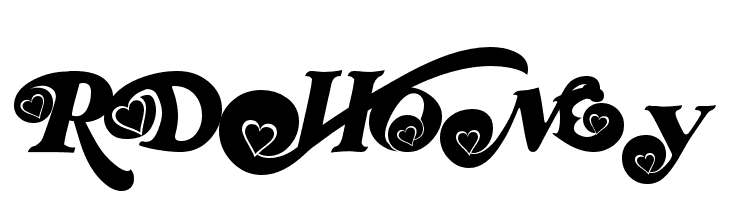 RDHoney  Free Fonts Download