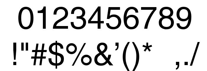 RE_iNFOM-Kaveri Font OTHER CHARS