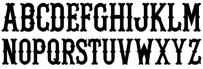 RedSoxNation Normal Font LOWERCASE