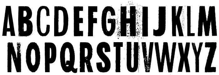 Rediscovered Скачать шрифт - free fonts download