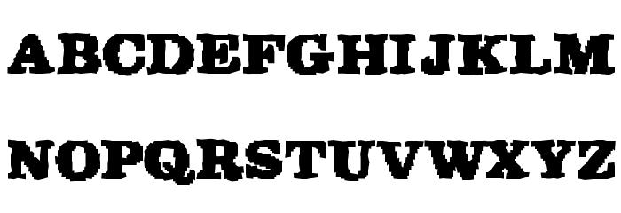Rekaptcha Font Litere mari