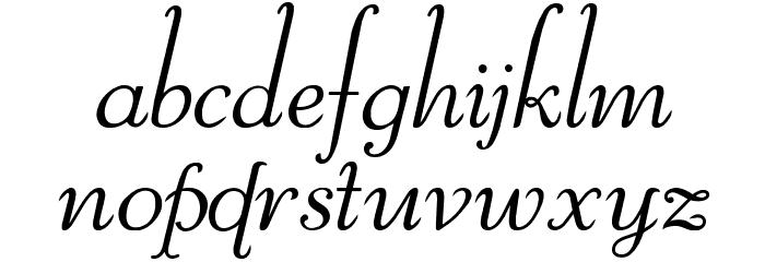 ReliantLimitedFreeVersion Шрифта строчной