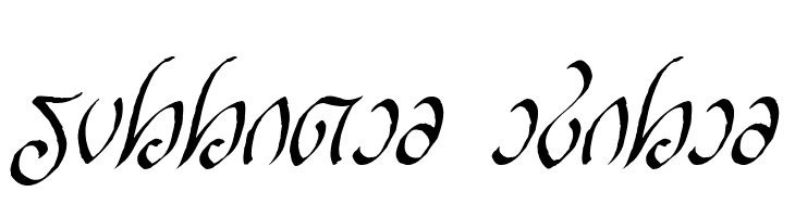 Rellanic Italic  baixar fontes gratis