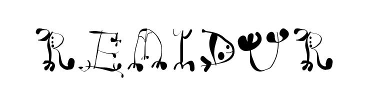 RemiDur  Скачать бесплатные шрифты