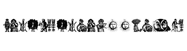 RenaissanceWoodcuts  नि: शुल्क फ़ॉन्ट्स डाउनलोड